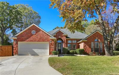 Flower Mound Single Family Home Active Kick Out: 1601 Twilight Drive