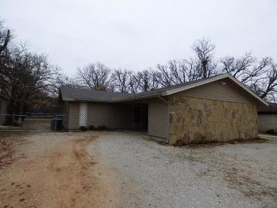 Wise County Single Family Home Active Option Contract: 737 Segundo Drive