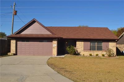 North Richland Hills Single Family Home For Sale: 8245 Ulster Drive