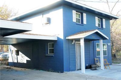 Denison Multi Family Home Active Option Contract: 801 W Morton Street