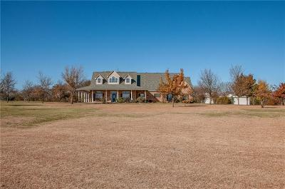 Waxahachie Single Family Home For Sale: 1425 Black Champ Road