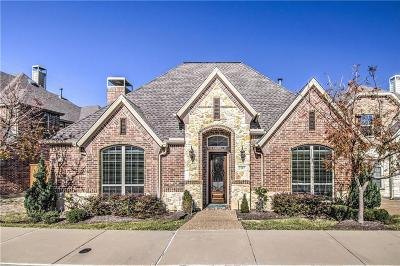 Lewisville Single Family Home For Sale: 2507 Lady Amide Lane