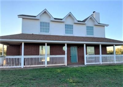 Abilene Single Family Home For Sale: 16922 County Road 341