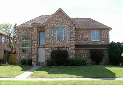 Grand Prairie Single Family Home For Sale: 4101 Endicott Drive