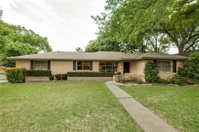 Single Family Home Active Option Contract: 6964 Wakefield Street