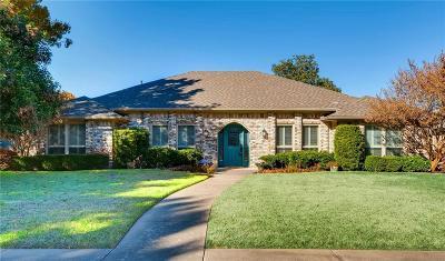 Single Family Home For Sale: 9121 Webb Kay Drive