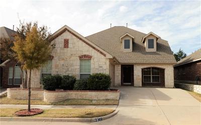 McKinney Single Family Home Active Option Contract: 3908 La Tierra Linda Trail