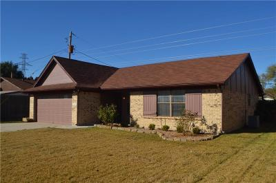 North Richland Hills Residential Lease For Lease: 8245 Ulster Drive