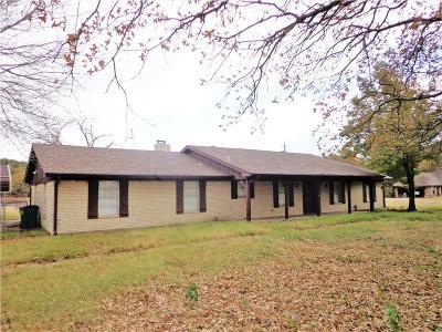 Kaufman Single Family Home For Sale: 5653 Meadow Lane