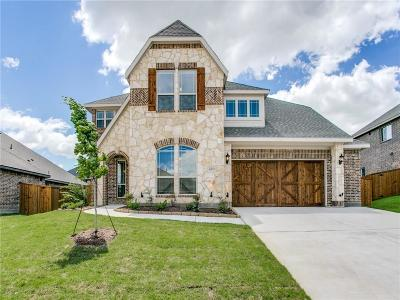Wylie Single Family Home For Sale: 410 Tanglewood Drive