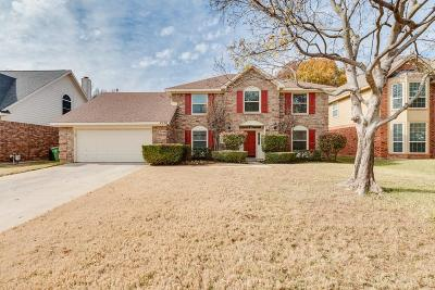 Grapevine Single Family Home For Sale: 4150 Harvestwood Drive