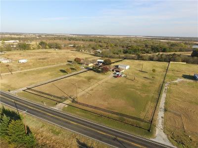 Terrell Single Family Home Active Option Contract: 596 Fm 429