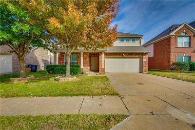 Fort Worth TX Single Family Home For Sale: $227,000