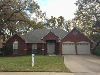 Grapevine Residential Lease For Lease: 2173 S Winding Creek Drive