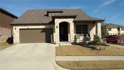 Denton Single Family Home For Sale: 5529 Marina Drive