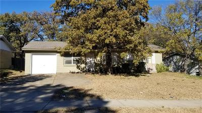 Mesquite Single Family Home For Sale: 2447 Lindale Lane