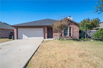 Midlothian Single Family Home For Sale: 1409 Indian Wells Trail