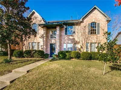 Sachse Single Family Home For Sale: 6715 Foxglove Trail
