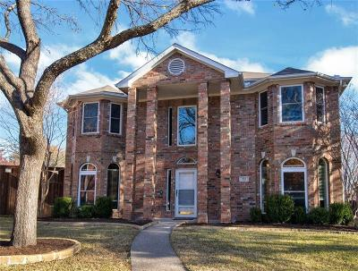 Allen Single Family Home Active Option Contract: 721 White Oak Street