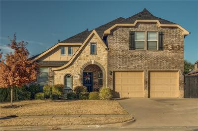Little Elm Single Family Home Active Option Contract: 2709 Pine Trail Drive