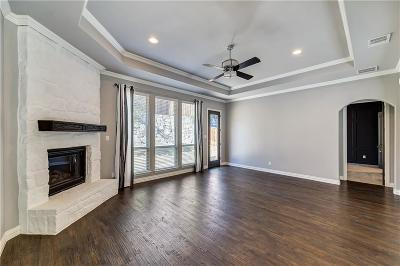 McKinney Single Family Home Active Option Contract: 1000 Chapel Hill Court