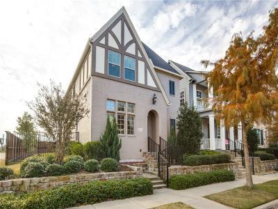 Denton County Single Family Home For Sale: 2272 Longwood Drive
