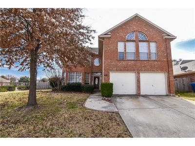 Flower Mound Residential Lease For Lease: 601 Aspen Way