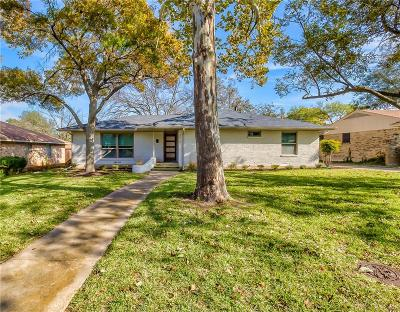Single Family Home For Sale: 3812 Periwinkle Drive