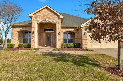 Mansfield Single Family Home For Sale: 1312 Westridge Drive