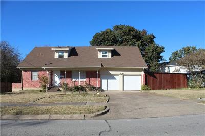 Farmers Branch  Residential Lease For Lease: 2819 Hollandale Lane