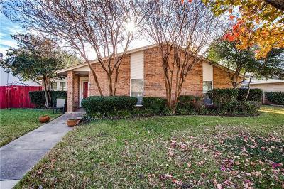Richardson Single Family Home Active Option Contract: 2104 Linda Lane