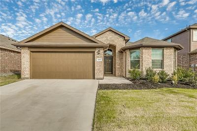 Azle Single Family Home For Sale: 608 River Rock Drive