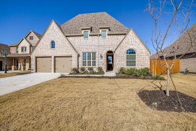 Prosper Single Family Home For Sale: 430 Lake Trail Lane
