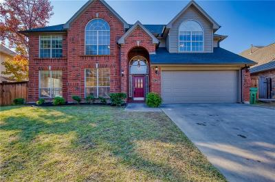 Grapevine TX Single Family Home For Sale: $459,900