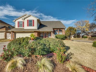 Grapevine Single Family Home For Sale: 506 Post Oak Road