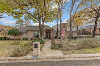 Arlington Single Family Home For Sale: 2707 Shadow Wood Court