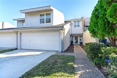 Carrollton Townhouse For Sale: 2908 Country Place Circle