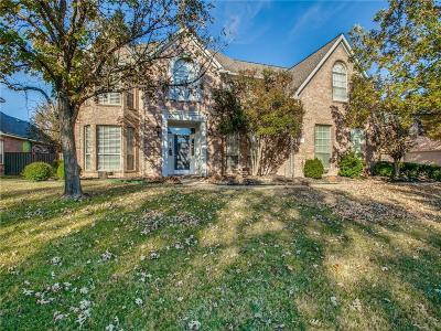 Southlake Single Family Home Active Option Contract: 726 Bryson Way