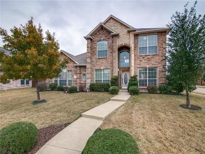 Rockwall Single Family Home For Sale: 3184 Market Center Drive