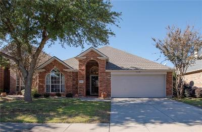 McKinney Single Family Home Active Option Contract: 2912 Rush Creek Road