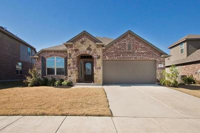 Prosper Single Family Home Active Option Contract: 2117 Austin Lane