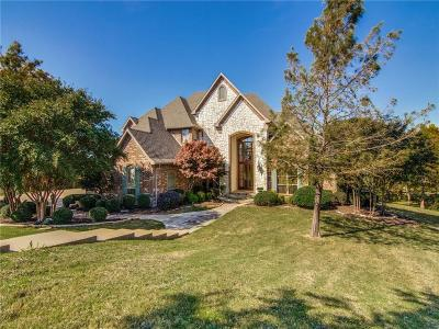 Forney Single Family Home Active Option Contract: 113 Dalview Drive