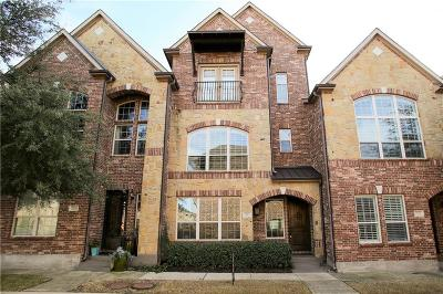 Denton County Townhouse For Sale: 2712 Creel Lane