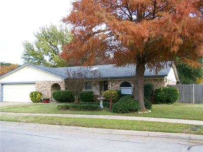 North Richland Hills Single Family Home For Sale: 6516 Simmons Road