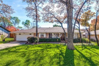 Grapevine Single Family Home For Sale: 2929 Brookshire Drive