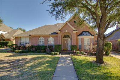 Keller Single Family Home For Sale: 1505 Scot Lane