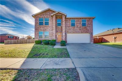 Single Family Home For Sale: 8122 Lost Canyon Trail