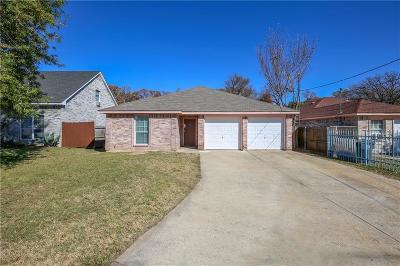 Dallas Single Family Home For Sale: 13625 Garden Grove Drive