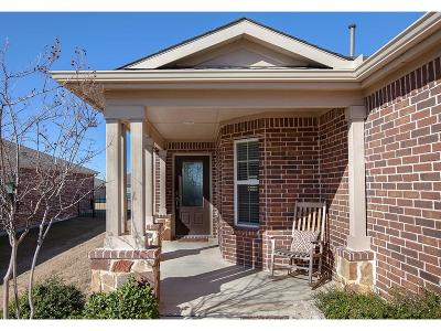 Frisco Single Family Home Active Contingent: 6767 Calm Water Court