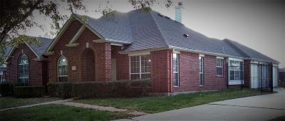 Mansfield Single Family Home For Sale: 2707 Rocky Creek Drive